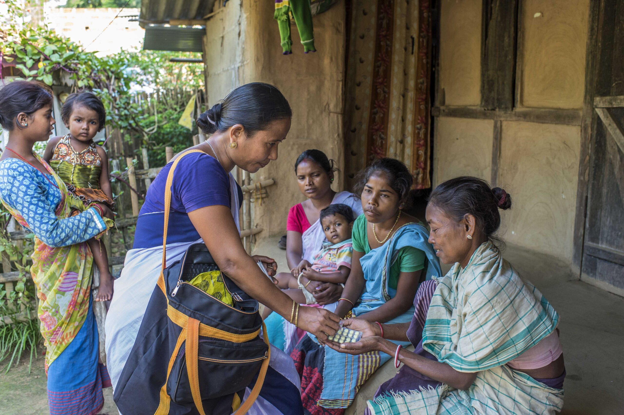 WHO launches new guideline on health policy and system support to optimize community health worker programmes
